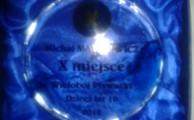 10 miejsce w Polsce MICHAŁA MATUSEWICZA  w WIELOBOJU PŁYWACKIM 2012 r