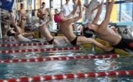 zawodnicy Klubu startowali w II Powiatowych Zawodach Pływackich Szkół Ponadgimnazjalnych
