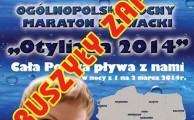 """RUSZYŁY ZAPISY DO """"OTYLIADY 2014"""", POTRWAJA DO 5 LUTEGO !"""