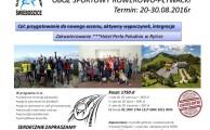 20-30.08, LETNI OBÓZ SPORTOWY ROWEROWO - PŁYWACKI W RYTRZE